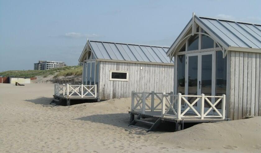 <p>De strandhuisjes op het Zuiderstrand zijn voor een proefperiode van 5 jaar neergezet.</p>