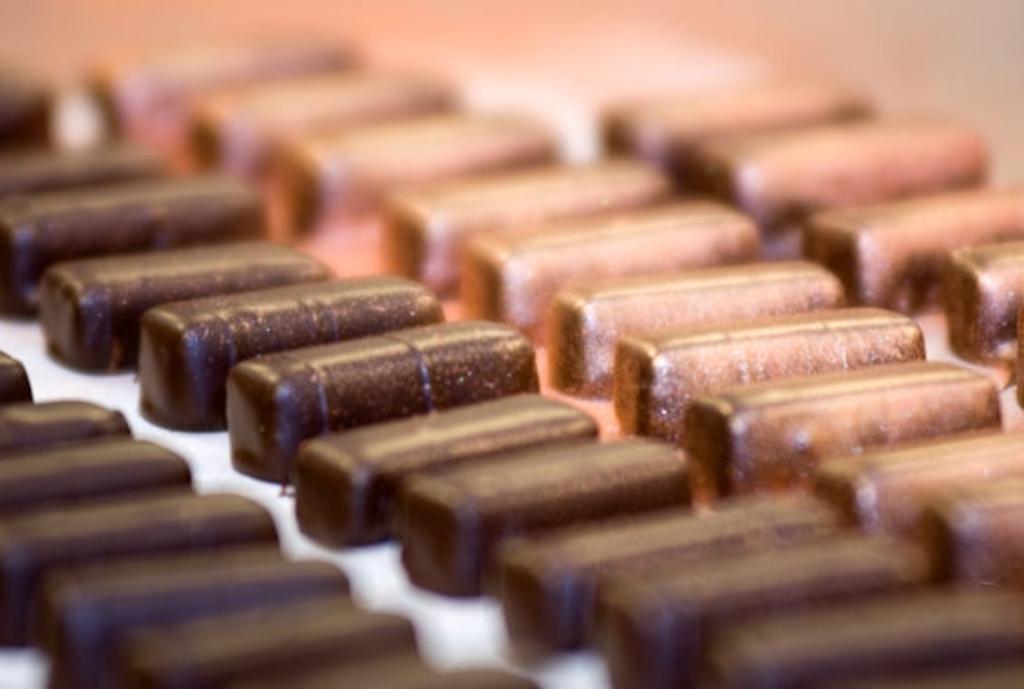 Tout Patisserie gaat Zeeuwsche Zoute gebruiken in de bonbons. Fotocredit: Patricia Borger Fotografie Foto:  © DPG Media