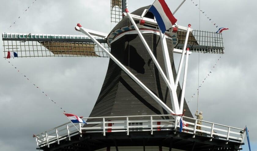 <p>Geen hoofdprijs voor Korenmolen De Hoop. (Foto: Eddy Blenke)</p>