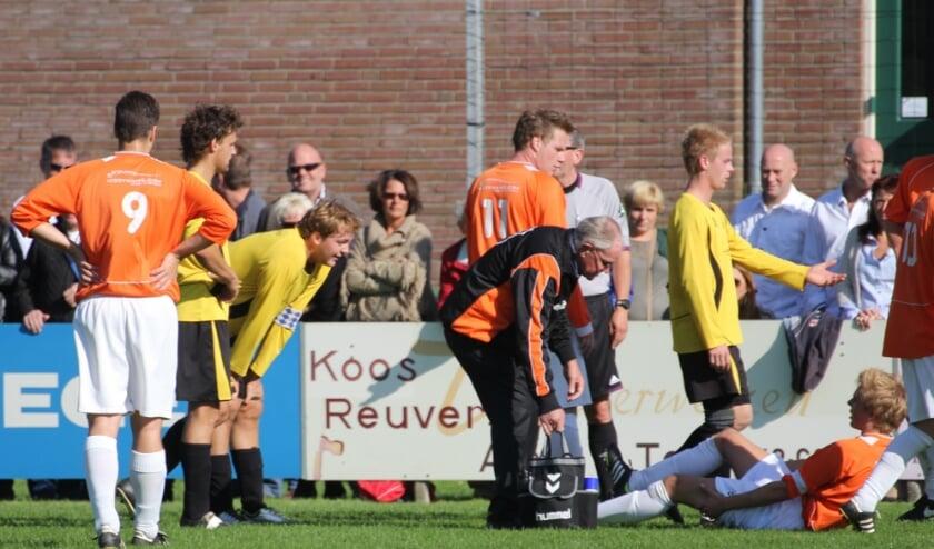 Alem speelde in het verleden de derby tegen Hurwenen. Nu komt DSC op bezoek. Foto: Wout Pluijmert