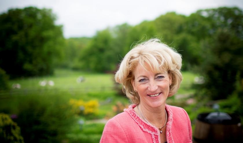 Barbara Fransen, directeur van Agfra Holding, Foto: Erik van der Burgt/Verbeeld