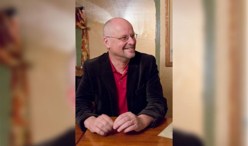 Van Paul Gellings verscheen vorige week 'Steden van Pandora', een bundel met drie vertellingen.