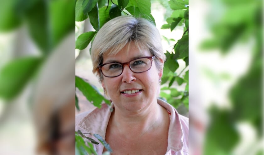 <p>Frieda Eisen geeft trainingen mindfulness.</p>