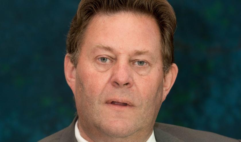 Burgemeester Breunis van de Weerd.