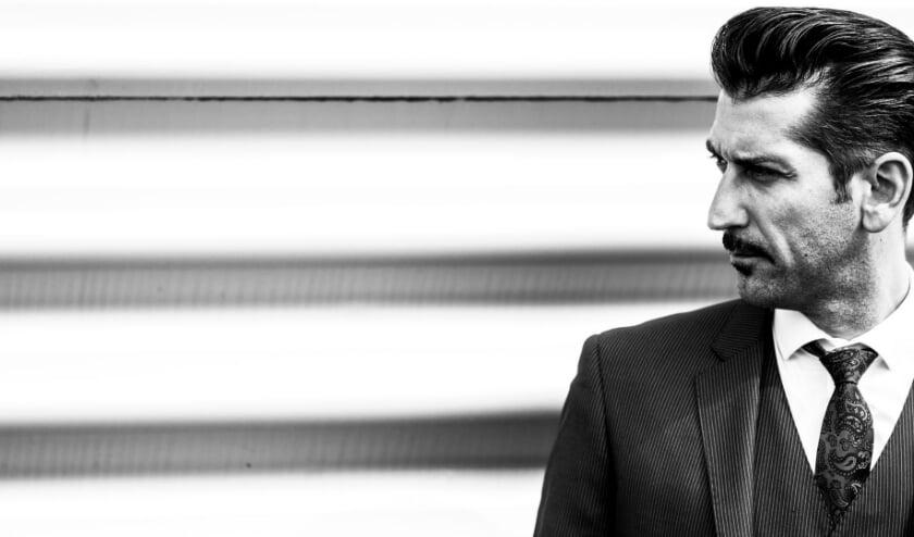 Danny Vera hervat solotournee hervatten met het programma 'The Lone Stranger' en verzorgt vier concerten in de Oostkerk. FOTO: JOOP DE HAAN