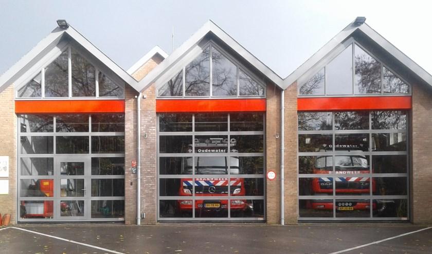 De VRU brandweerpost in Oudewater wordt heropend. (Foto: PR)