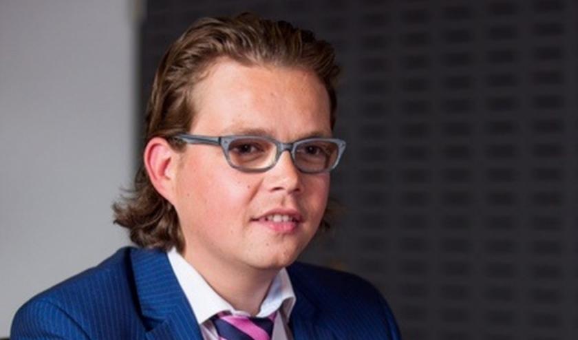 Daan de Kort, Veldhovense wethouder economische zaken en sport. FOTO: Stock.