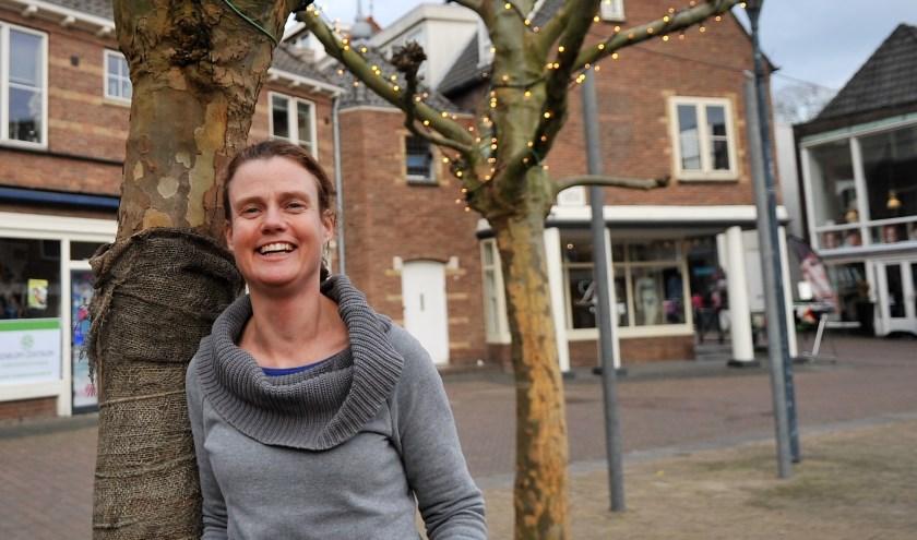Judith Vree van Sparkle Events is medeverantwoordelijk voor de organisatie in Wolfheze. Foto: gertbudding.nl