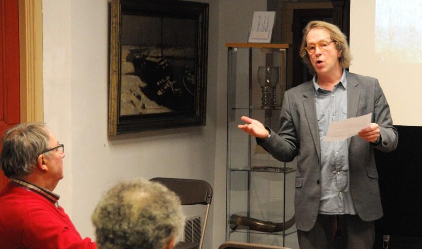 'De IJsselschilder´ van filmmaker Peter Schoof was afgelopen donderdag voor het eerst te zien tijdens een voorpremière in het Voerman Museum Hattem. Foto: Voerman Museum Hattem.