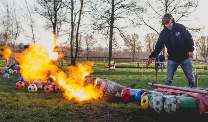 <p>Verschillende Arnhemse politieke partijen willen een verbod op carbidschieten.</p>