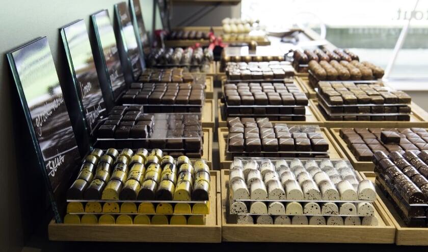 Tout Patisserie gaat Zeeuwsche Zoute gebruiken in de bonbons. Fotocredit: Patricia Borger Fotografie
