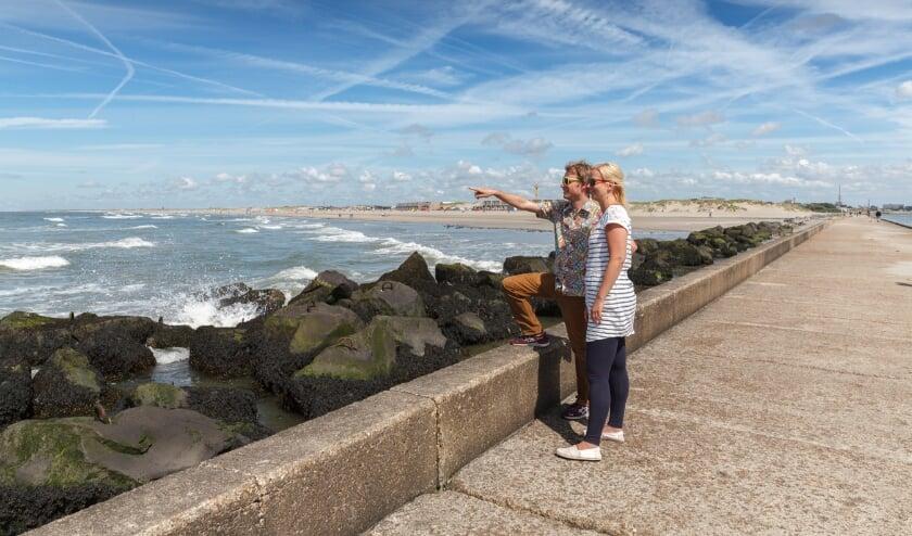 Plannen maken voor bijvoorbeeld de pier in Hoek van Holland, de bewoners mogen het zélf gaan doen.
