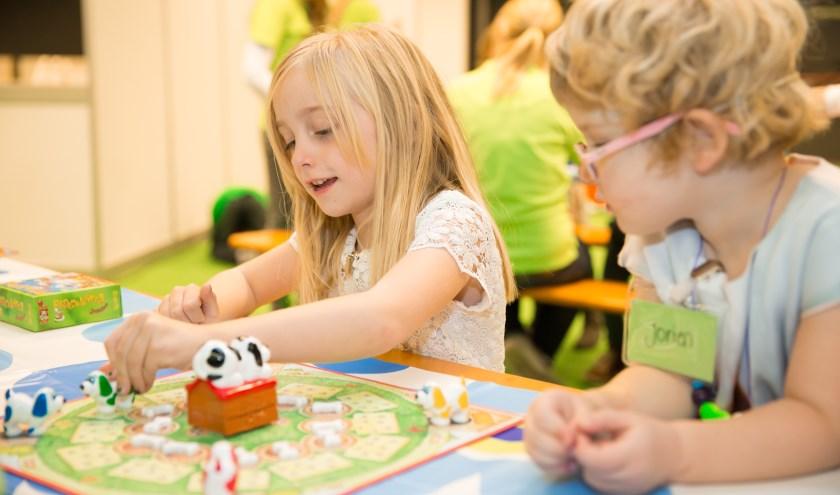 Zeker kinderen zullen het naar hun zin hebben op het Spellenspektakel in het Eindhovens Beursgebouw. FOTO: Media Tornado