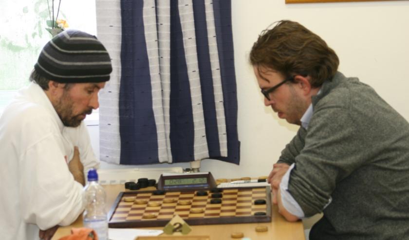 Rik Keurentjes (rechts): 'Zes mooie en succesvolle jaren bij WSDV'