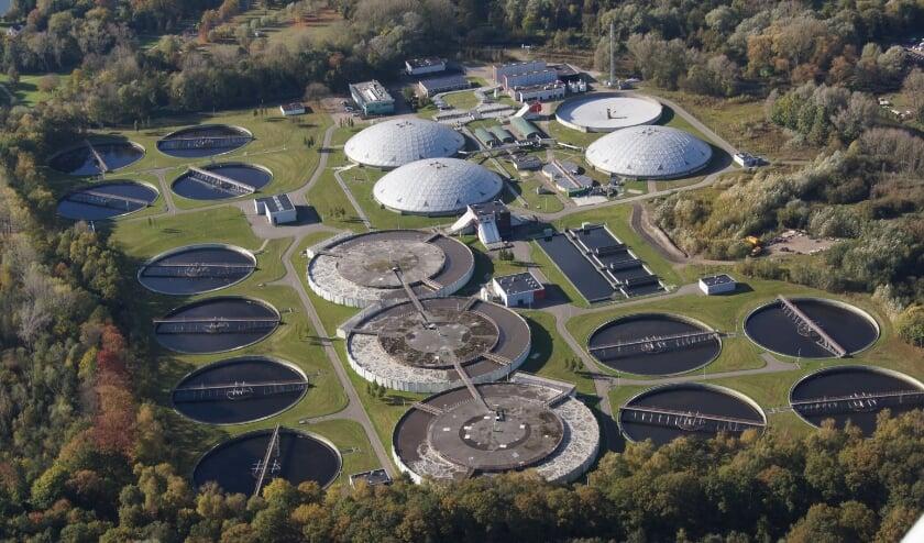 <p>De waterzuivering in Eindhoven is een van de grootste van Nederland.</p>