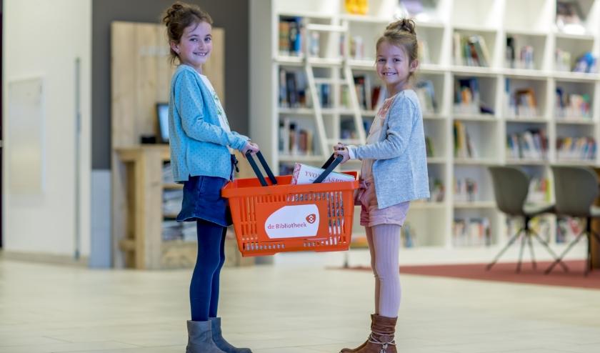 De bibliotheken in de regio zijn weer open voor hun leden.