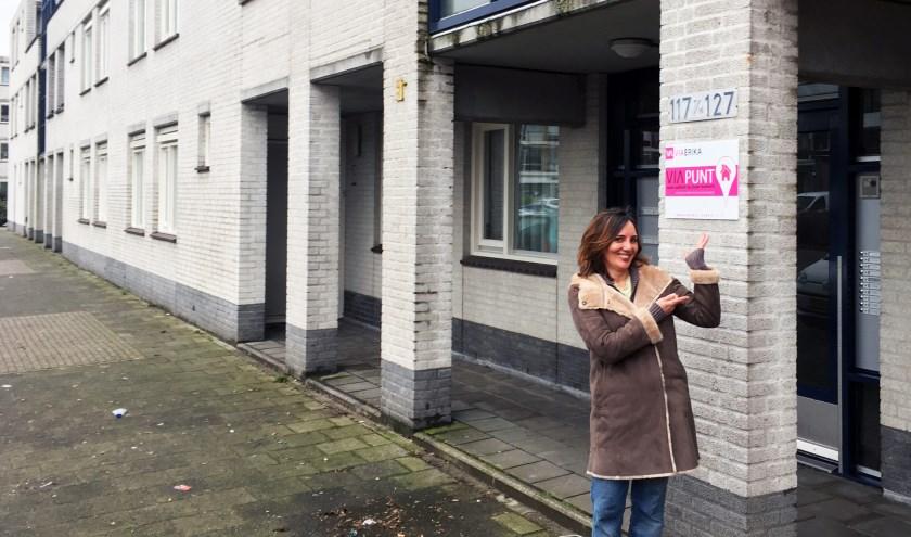 Erica is ViaPunt in de regio Rotterdam.
