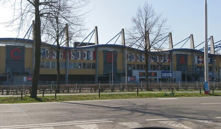 <p>Het Willem II Stadion.</p>