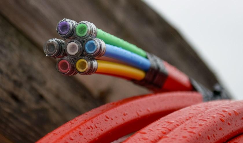 Sneller internet is binnen handbereik. Foto: Lars Smook / TC Tubantia