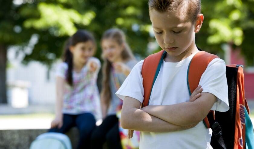 <p>Pesten is helaas voor veel kinderen de dagelijkse realiteit. (Archieffoto ter illustratie, foto Marcel Donks)</p>