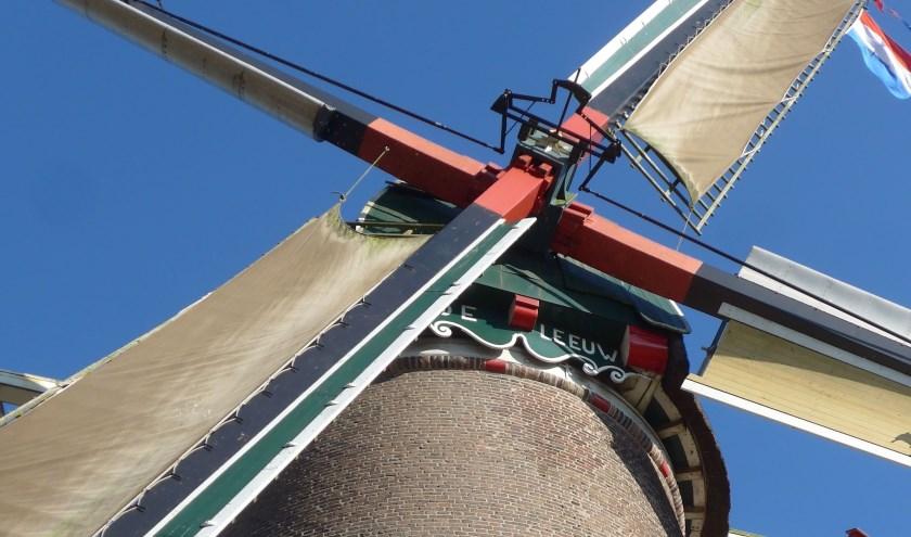Rijksmonument Windkorenmolen De Leeuw zal op 9 september de deuren openen.