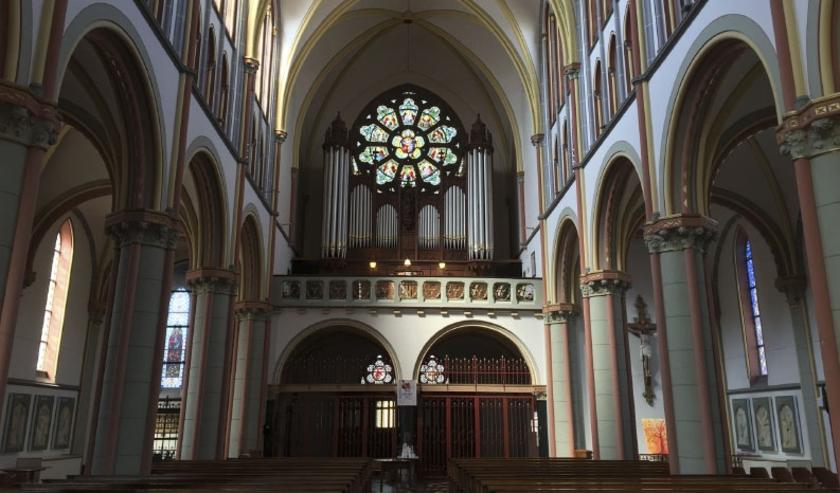 H. Bonaventura kerk in Woerden.