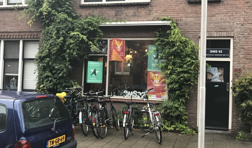 Een beeld dat steeds meer te zien is in de wijk Wippolder (Foto Annemarie de Vries)