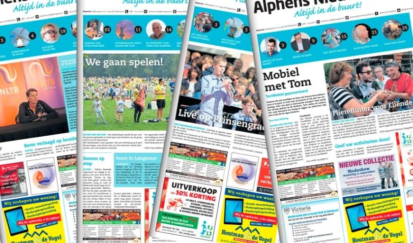 <p>Het Alphens Nieuwsblad is verkocht aan Rodi Media.</p>