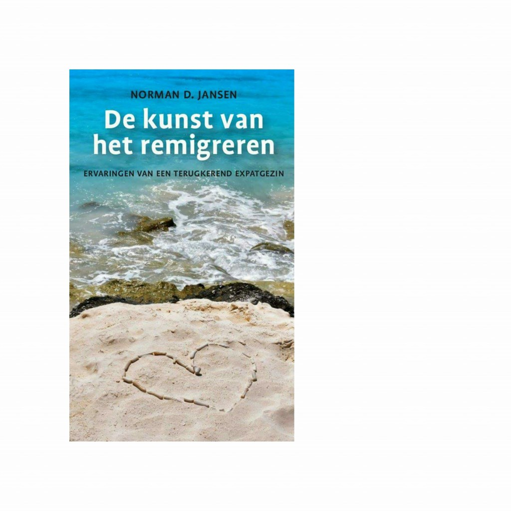 cover De kunst van het remigreren Foto: Diaan Jansen © DPG Media