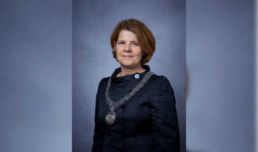 <p>Burgemeeste Marja van Bijsterveldt (foto: Vincent Basler).&nbsp;&nbsp;</p>