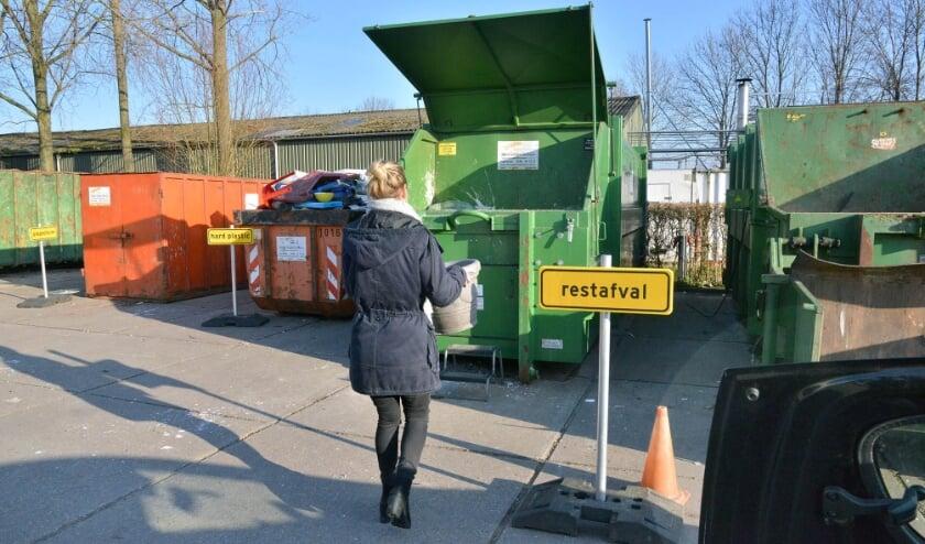 <p>Afval brengen: afspraak blijft nodig, bepaalde afvalstromen kunnen zonder verlies van punten gestort worden.</p>