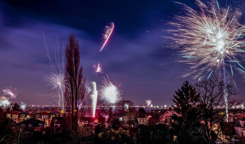 <p>In Veenendaal zijn er zorgen omtrent zwaar vuurwerk. (Archieffoto: Jan van den Brink)</p>