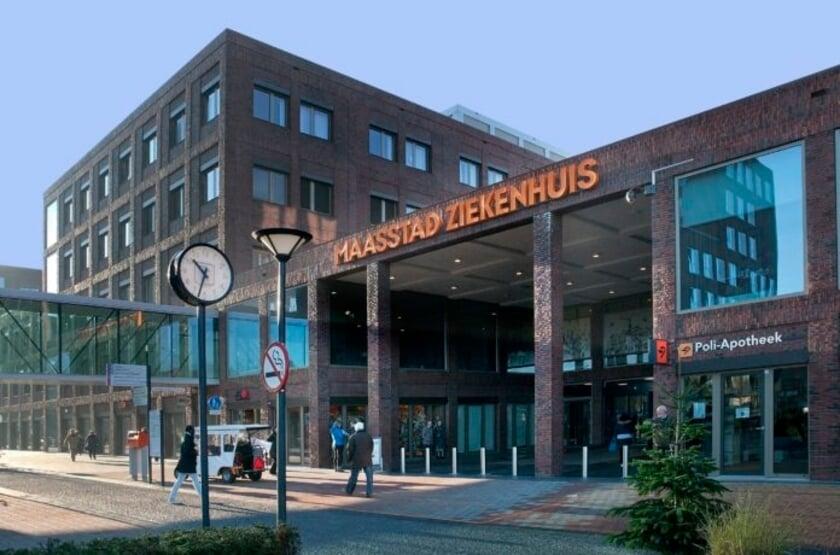 <p>Maasstad Ziekenhuis.&nbsp;</p>