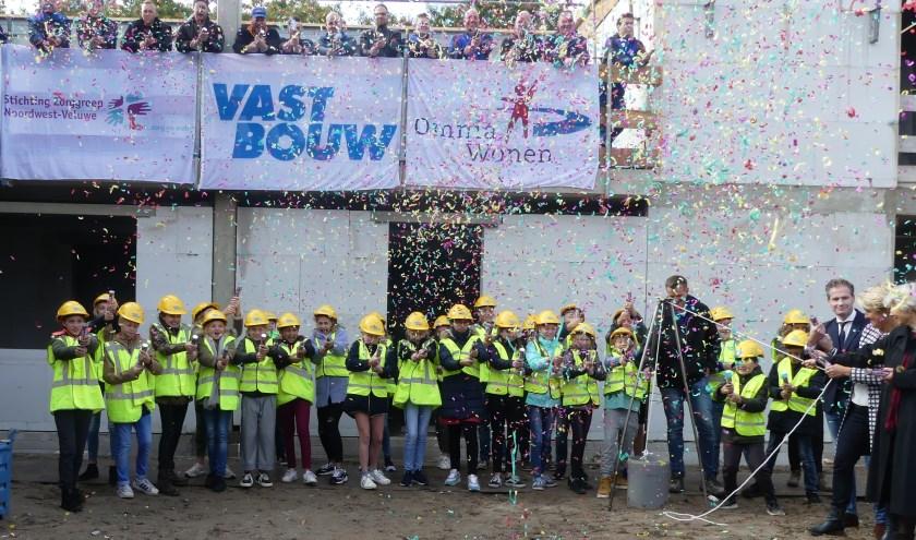 Officiële start bouw Boerhaavelaan
