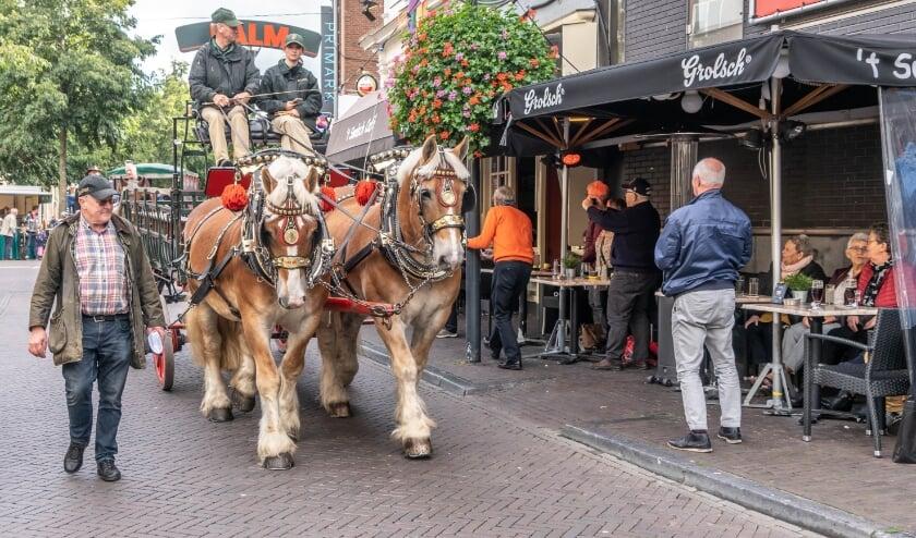 <p>Dit jaar geen paard en wagen die het bokbier bezorgen. Wel is oktober actiemaand in de Zwolse horeca.&nbsp;</p>