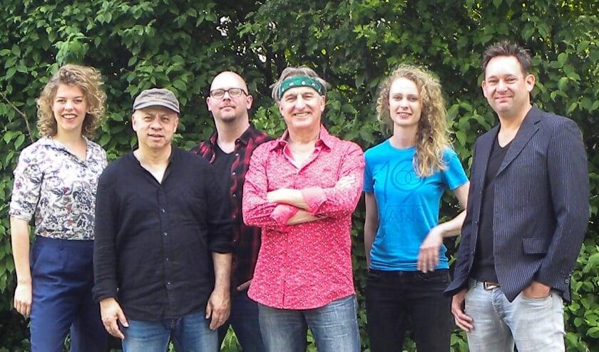 <p>De Jan Ottink Band (Foto: PR)</p>