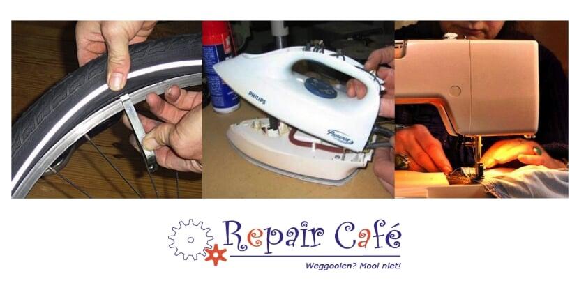 <p>Reparaties Repair Caf&eacute;</p>