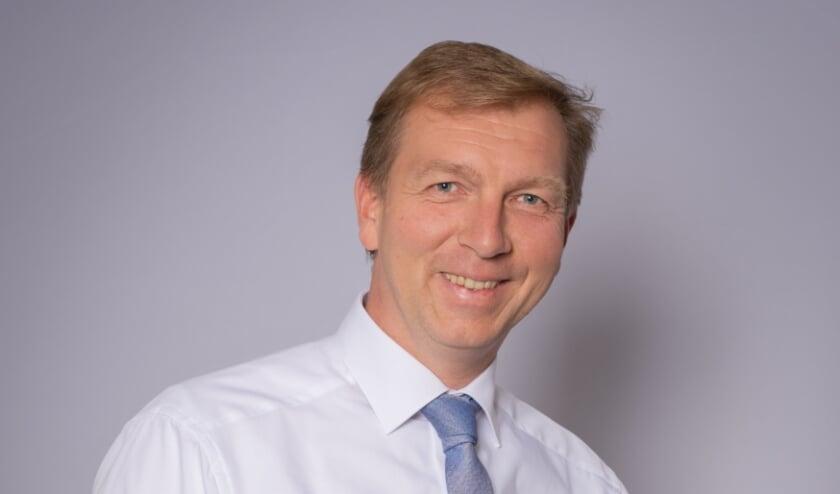 <p>Burgemeester Gert-Jan Kats.</p>