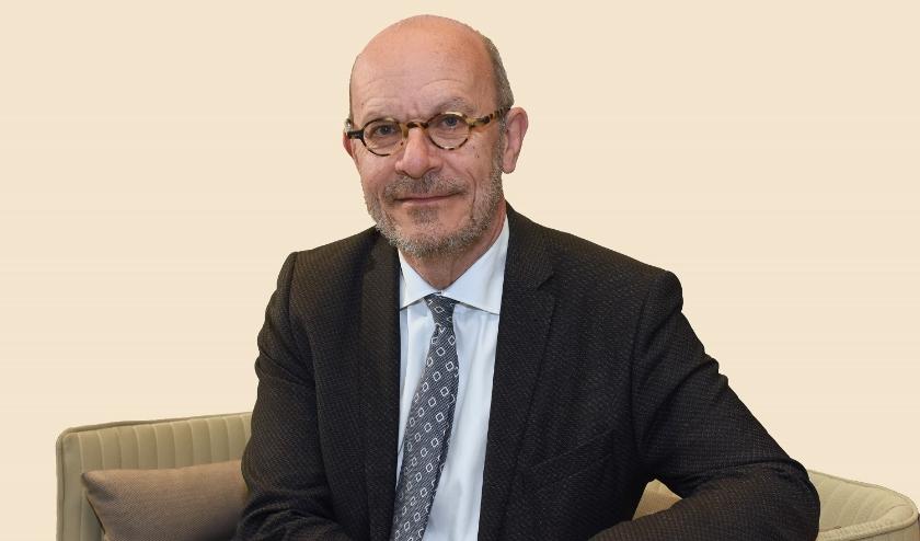 Wethouder Leo Maat