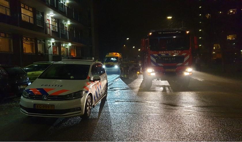 Foto: 112Wageningen e.o. / RonV Media.