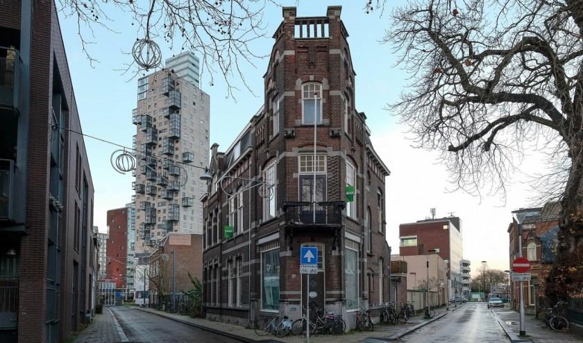 Een mooi pand uit 1909 van architect Jos. Donders op een markante plaats. Info: www.heemkundekringtilburg.nl