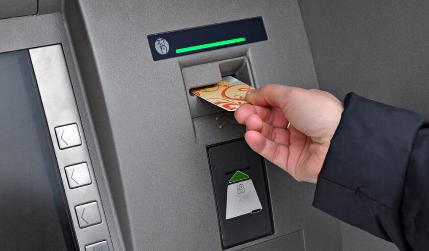 <p>De geldautomaat komt terug.&nbsp;</p>