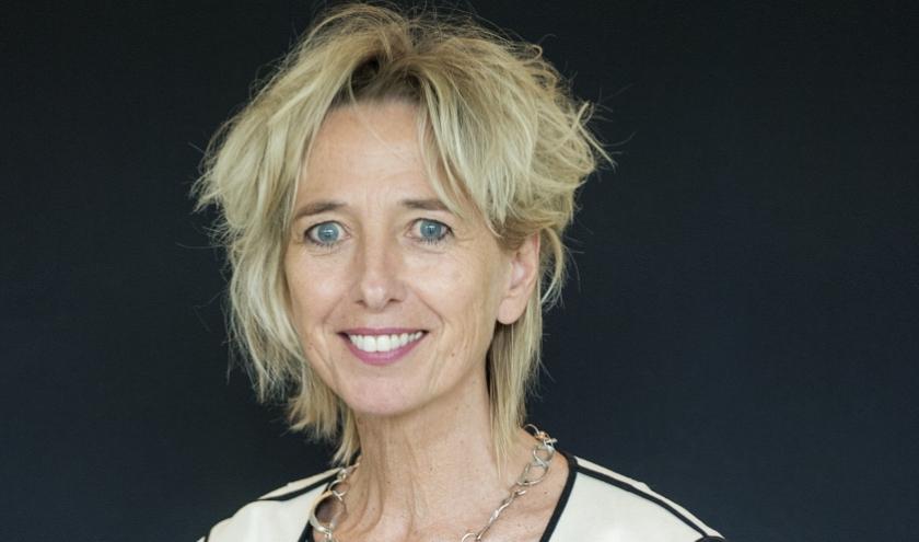 Wethouder Grete Visser (D66) van onderwijs, zorg en welzijn. (Foto: Bert Beelen)