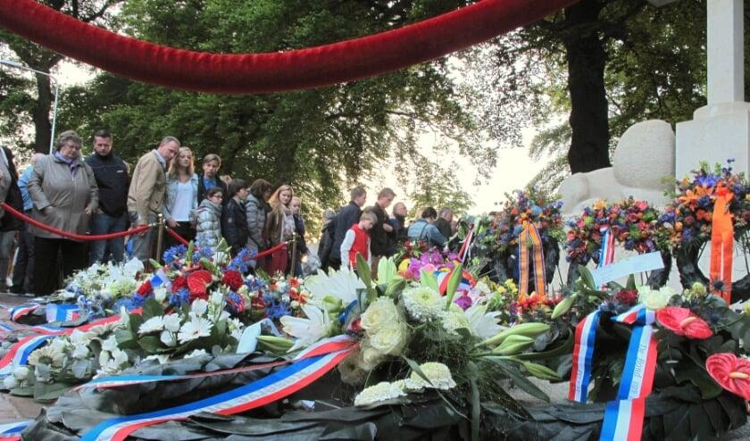 <p>De herdenking op de Grebbeberg is ook dit jaar besloten vanwege alle coronamaatregelen.&nbsp;</p>