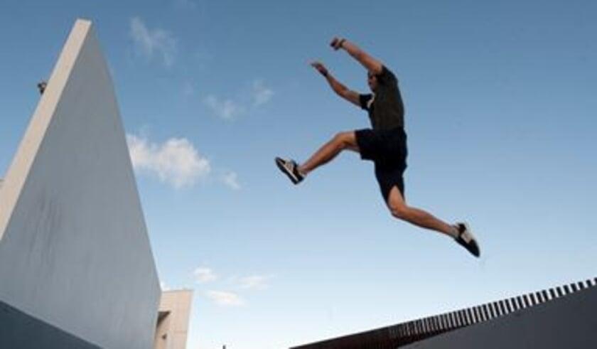 <p>Freerunnen. Foto ter illustratie.</p>