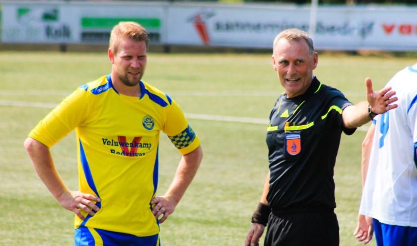 Maarten Teuben van Hatto-Heim heeft dit seizoen de Topscorers Bokaal binnengehaald. Hij scoorde liefst 25 keer. Foto: Gradus Dijkman