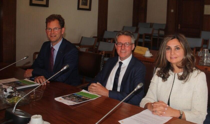 Het collegeprogramma van 2018 hamert vooral op samenwerking met Hattem en Epe, nu is vooral de Noord-Veluwe in beeld.