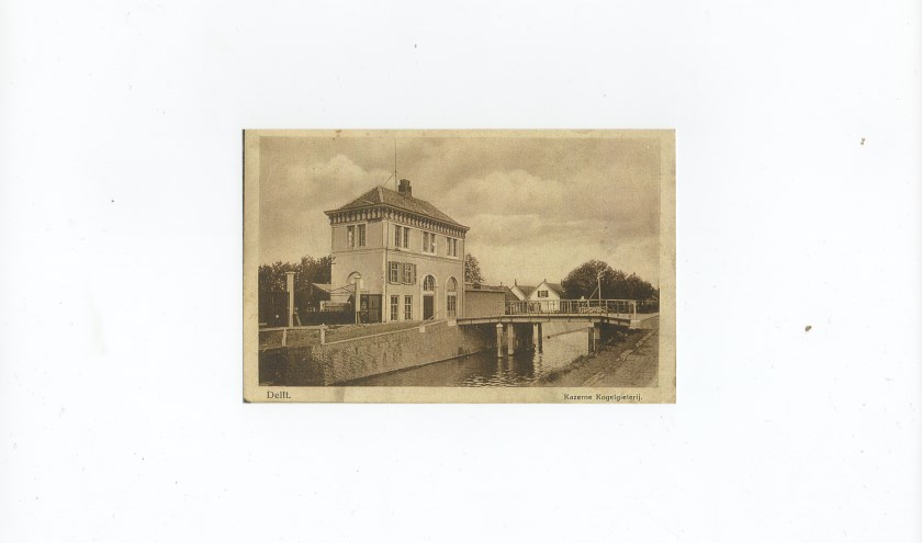 Kazerne Kogelgieterij in Delft.