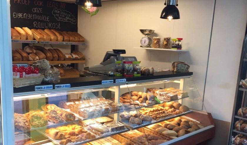 Bakkerij Beunders heeft een derde vestiging geopend.