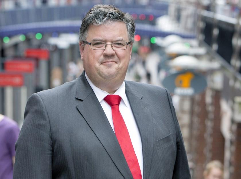 """Burgemeester Bruls: """"Ik durf wel te beweren dat De Bastei uniek is in Nederland."""""""